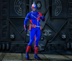 Guardian of republic 2nd skin textures for M4 by hiram67