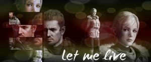 Let Me Live ~Chris/Sherry~ by TeamSNIC