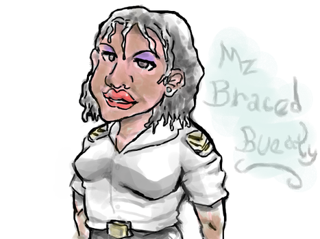 Ms Braced Bueaty by twinkid