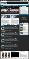 Sport site blogv2 by LETSOC