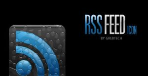 RSS Feed Icon by grebtech