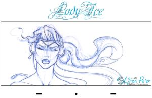 Lady Ice Rough 46 by LPDisney