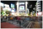 Shibuya Crossing by escape-is-at-hand