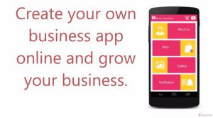 Create Your Own Business Mobile App by appresive15