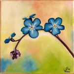Forgetmenot by WendyMitchell