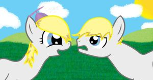 The Ducky Has Been Doubled! by SerendipityDucky