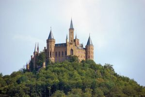 Burg Hohenzollern by Lauren-Lee