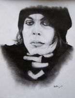 Ville Valo HIM by 9SuperNova6