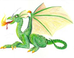 Green Dragon 2011 by cakhost