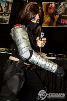 Fem Winter Soldier by Toxic Girl Cosplay by miaiko
