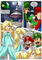 Mario and Sonic pg. 13 by RUinc