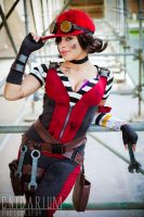 Mechanic Moxxi - PAX South by Enasni-V