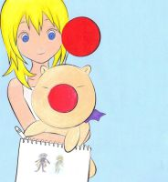 Namine the Forgotten One by Puja723