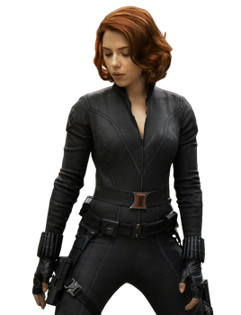The Avengers Black Widow by The-Blacklisted