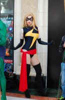 Ms.Marvel Full Length by ChibiSashi