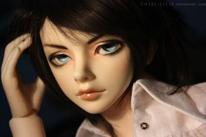 Faceup - Lance by chibi-lilie