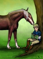 Equine Therapy - Objective 3 by NightingaleStables