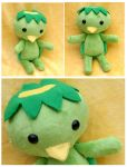 Kappa Doll by FollyLolly