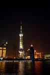 Shanghai Pearl Tower by Lu-Xin