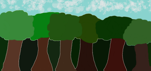 Forest by neice1176