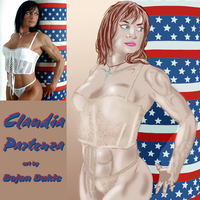 Claudia Partenza By Boyann by zenx007