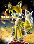 Just  Tails by Dark-Terios