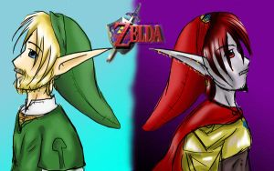 Legend of Zelda: KoS by TheReza13