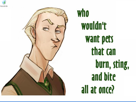 Draco Speaks the Truth by LuminusStar