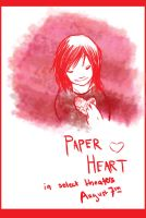 Paper Heart - Love is... by akiwitch
