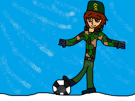 Cragvent Calendar, Day 18- Christmas Sports by CragmiteBlaster