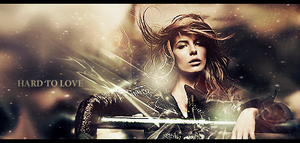 Kate Beckinsale - Hard To love by LoganDTR