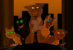 The Gruesome Fivesome by MintyZedGrimes