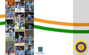 India World Cup 2007 by indians