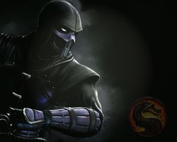 Noob Saibot by Karkan