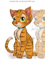 Rusty sketch by Amirah-the-cat