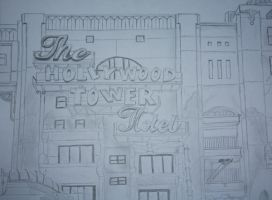 Tower of Terror by RoxiaMagicGirl