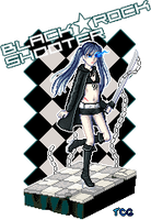 Black Rock Shooter by Swynce
