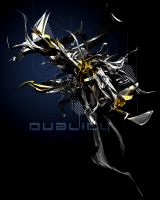 duality abstract by xzzibit