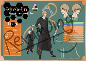The Wired Hellion - Daexin - Infinitus by 13DaysToTheEndOfTime