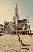 Town Hall - Brussels by ThomasHabets
