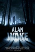 Alan Wake - movie poster by RafaelAveiro