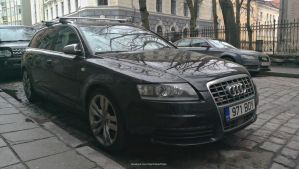 Audi S6 C6 by ShadowPhotography