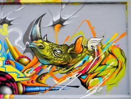 Rino by GraffMX