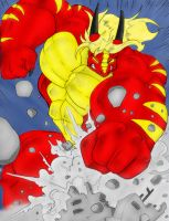Dragonfireny's Rampage - 1-5 by notveryathletic