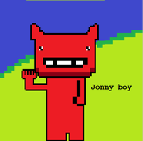 Jonny boy the demon by The-ThunderGod