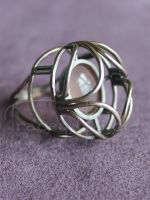 Arch Tower Ring: Side by TraceyWilderJewelry