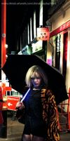 Pris in Chinatown 3 by Shirak-cosplay