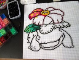 Work in Progress - Venusaur by Aenea-Jones