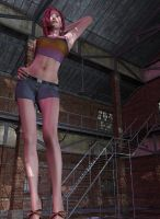 12 meter warehouse worker 02 by runswithferrets