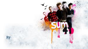 Sum41 Wallpaper by grafici